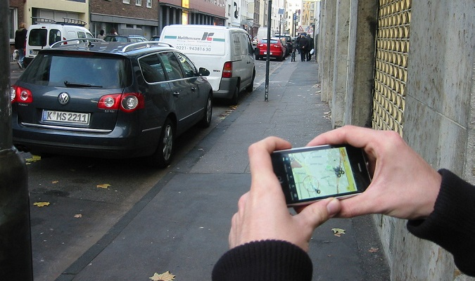 Navigation apps for finding your way when overseas