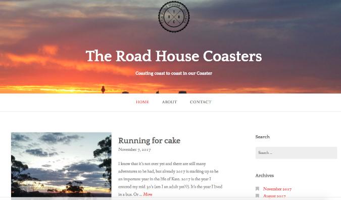 Road House Coasters