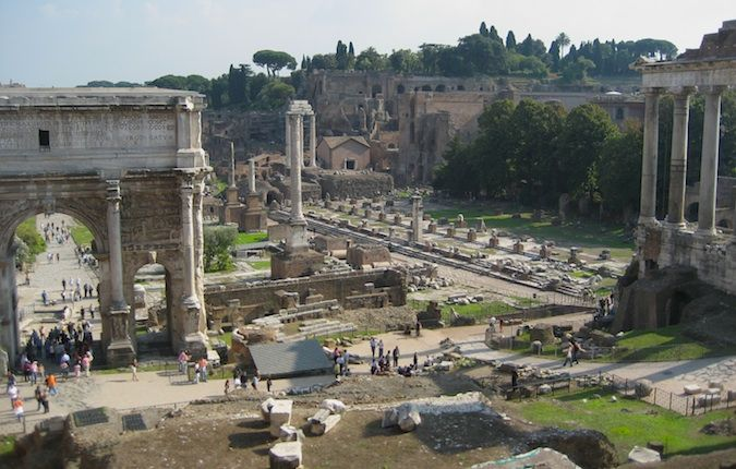 more of the roman forum