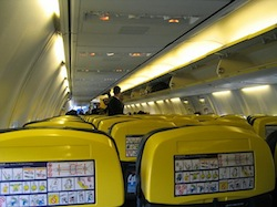Inside Ryan Air