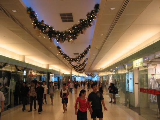 Singapore underground Mall