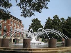 Charleston, SC fountain