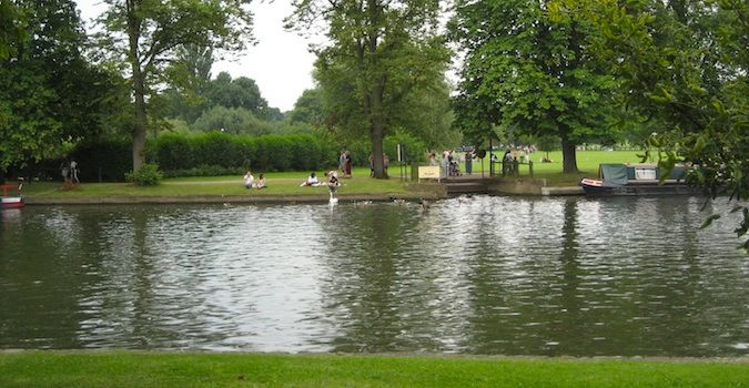 park in stratford upon avon