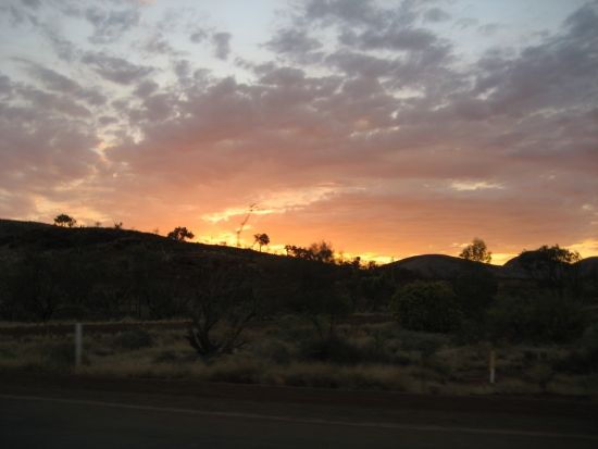 Karijini Sunset