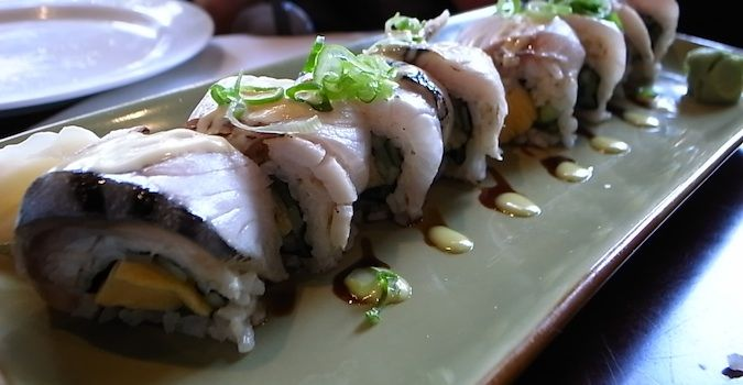 Denver sushi