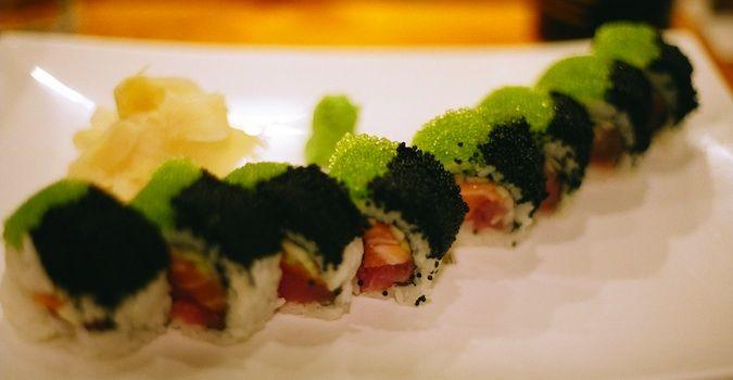 NYC sushi