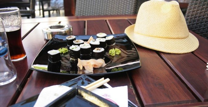 Bulgaria sushi