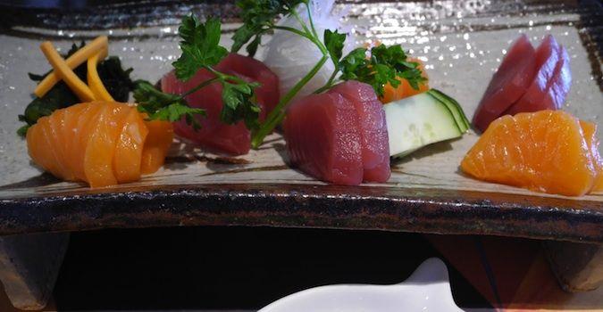 Rome sushi
