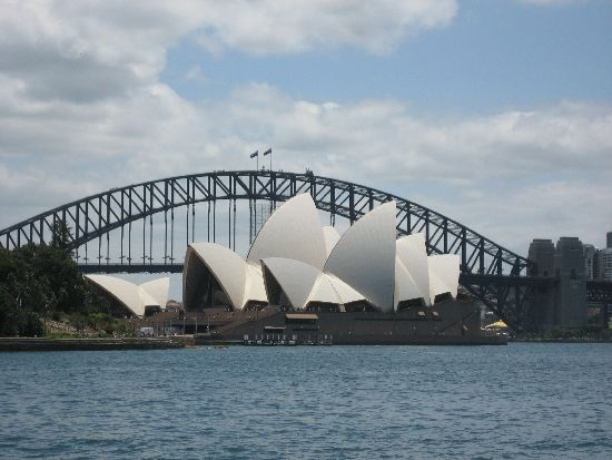 It's free to walk across the Sydney Harbor Bridge