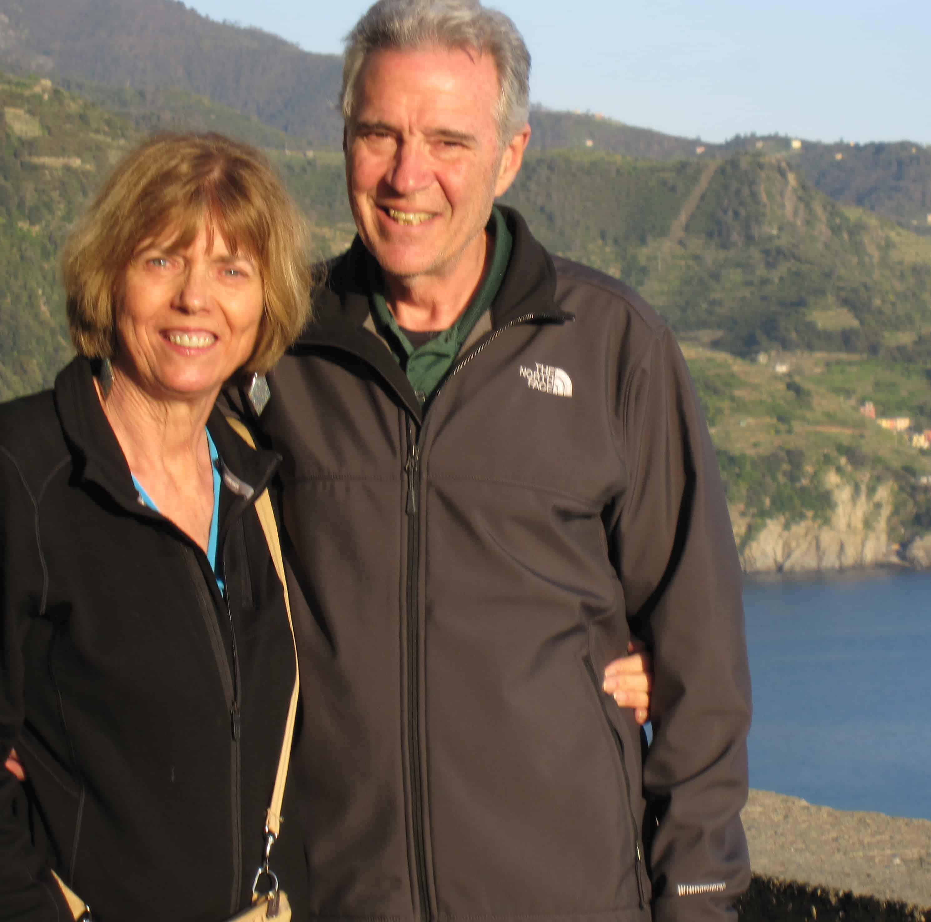 Lori and Bill
