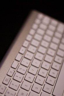 keyboard for blogging