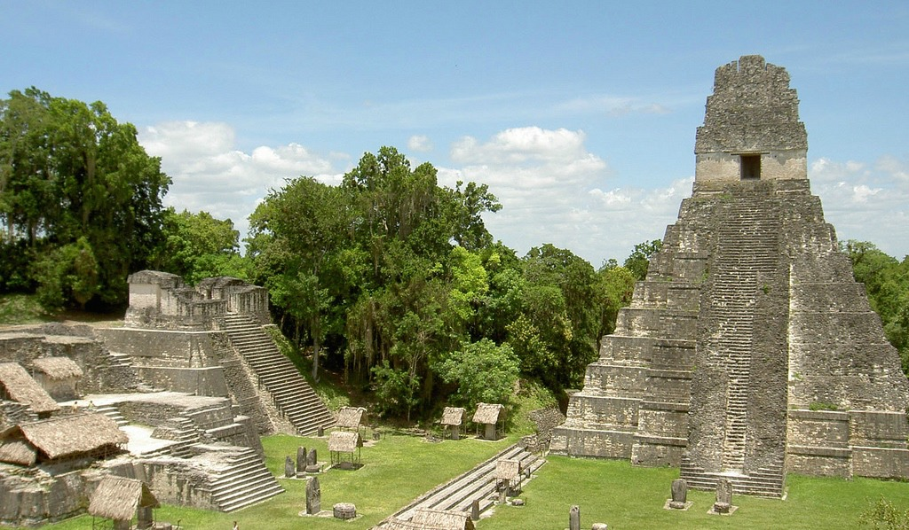 Tikal, Guatemala, Mayan world, jungle trek, temples