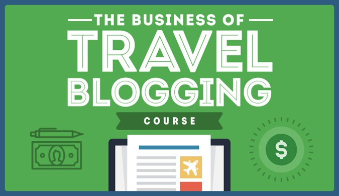 nomadic matt's blogging course