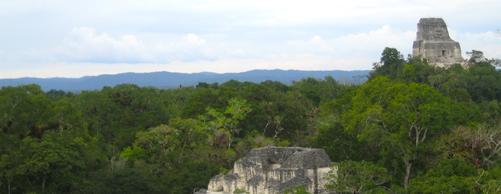 Hiking the jungles and Mayan ruins of Central America