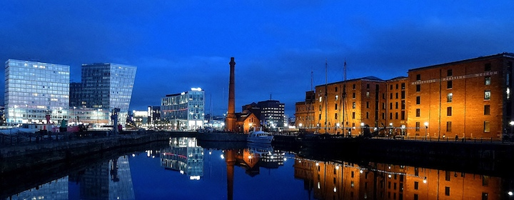 Living like the Beatles in Liverpool, England