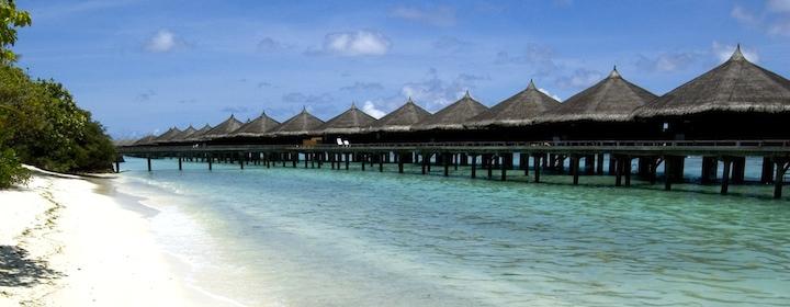 exploring the beautiful tropical maldives