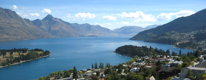 beatiful, amazing, new zealand valley and mountains