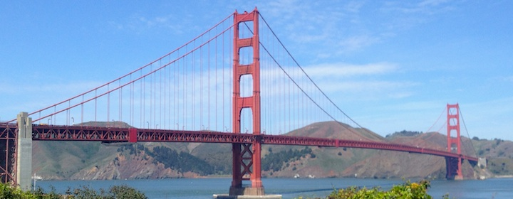 exploring the beautiful west coast while traveling in california to san Fransisco, america
