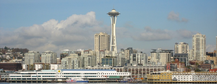 Exploring the northwestern corner of the united states and spending time in seattle on the coast