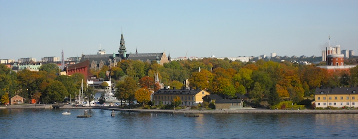 Exploring the islands and culture of beautiful Sweden