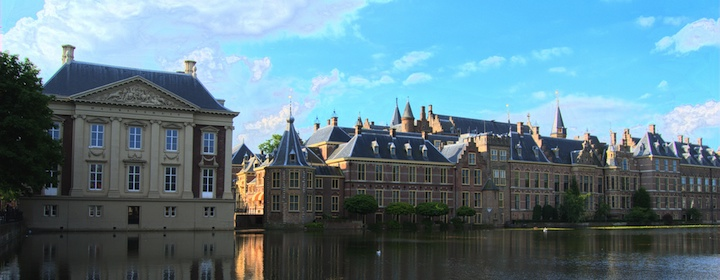 The Hague is Europe's center of justice