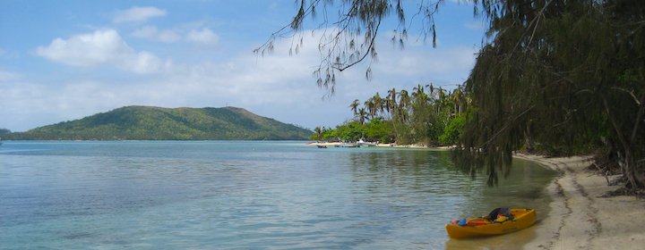 The yasawa islands