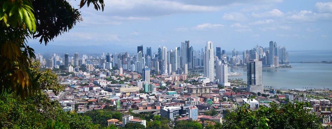 Stopping in the hub of Panama, panama city
