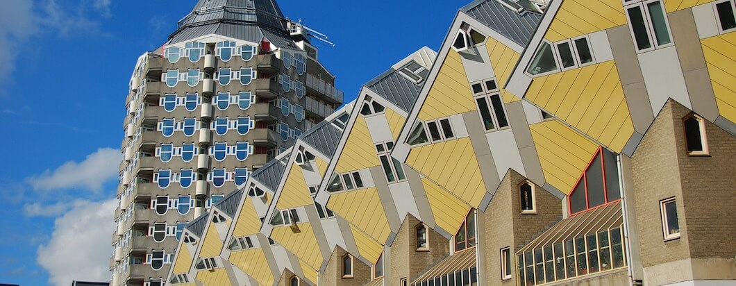 Exploring modern rotterdam, the rival of amsterdam in holland