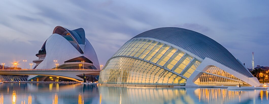 Experience both the historic and modern personality of valencia spain