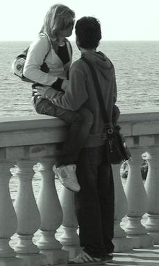 finding romance everywhere
