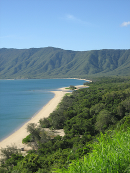 the great coast of cairns
