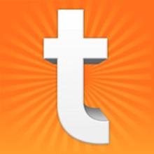 Trippy's logo, a crowdsourced project