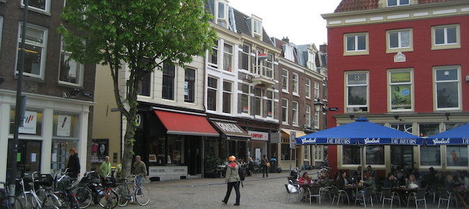 a square in utrecht