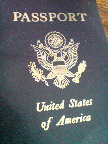 a us passport picture