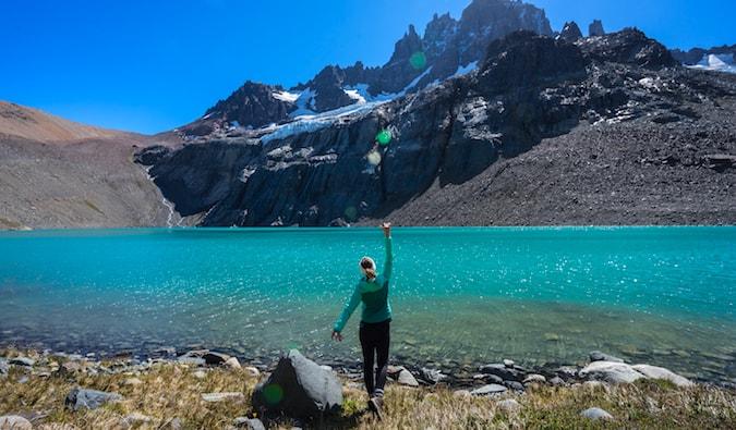 Cerro Castillo Glacier