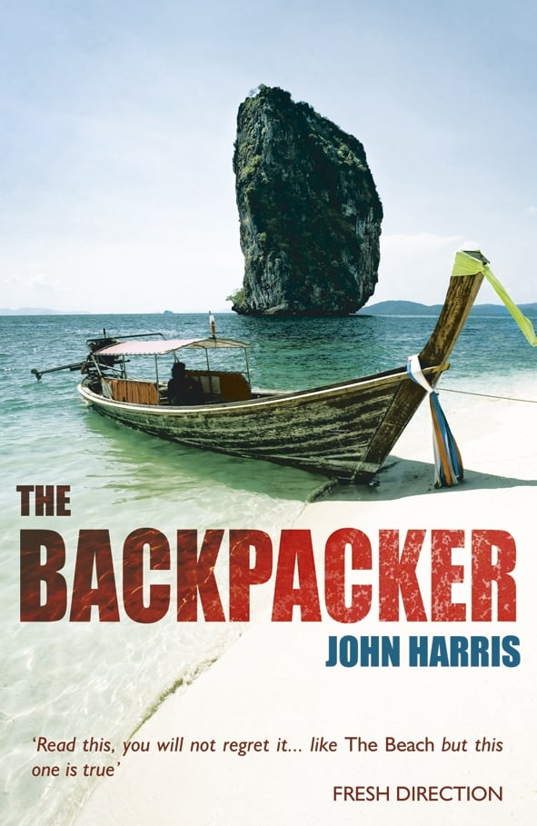 The Backpacker, by John Harris