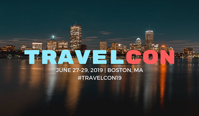 TravelCon 2019 updates in Boston