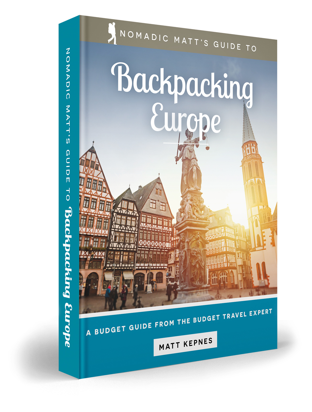 nomadic matt's guide to Europe