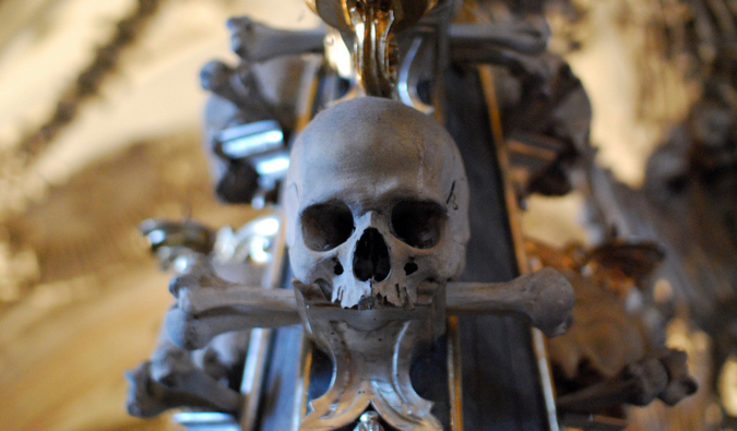 sedlec ossuary in prague