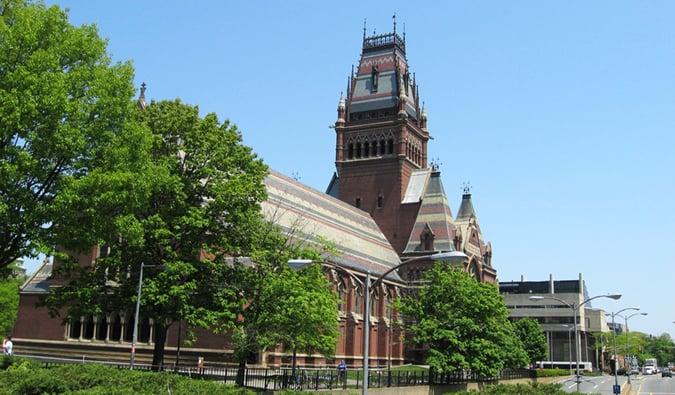Boston's Cambridge