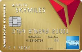 Delta airline travel credit card