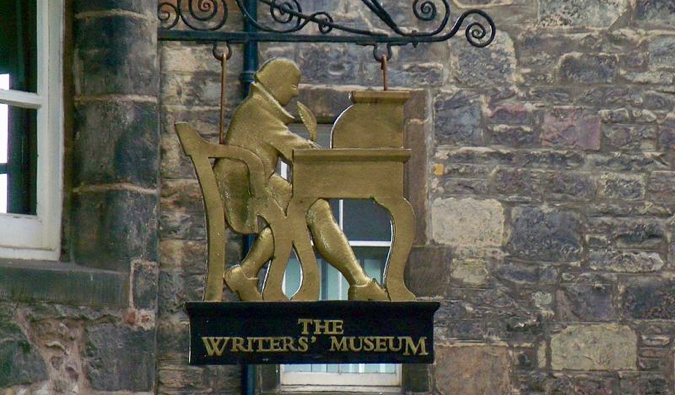 Edinburgh writer museum