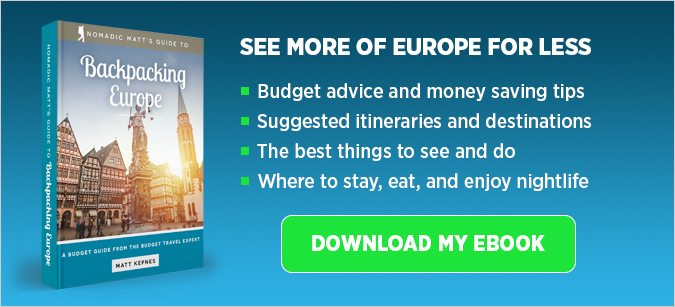 your trip to greece how much does it cost nomadic matt