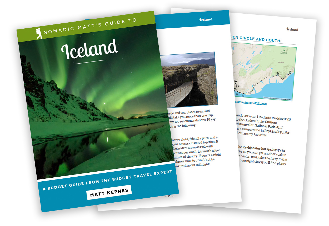 Nomadic Matt's Guide to Iceland