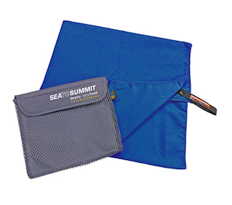 sea to summit travel towel
