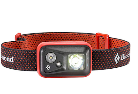travel head lamp