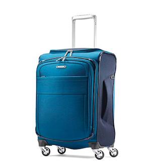 Samsonite recyclé valise écologique