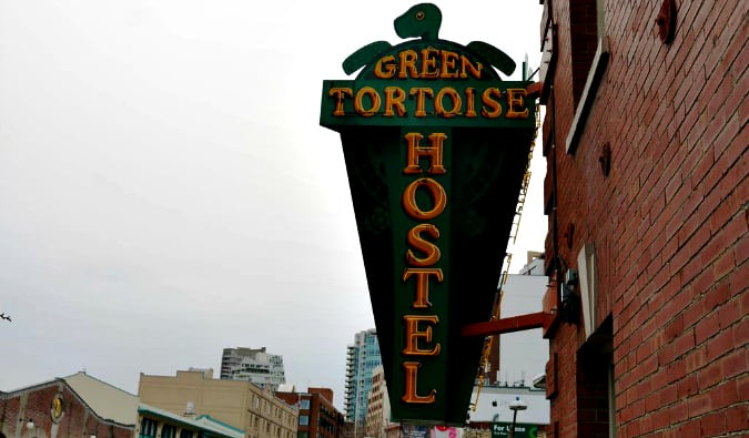 Green Tortoise Hostel, Seattle