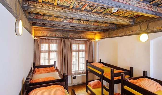 Hostel Santini in Prague