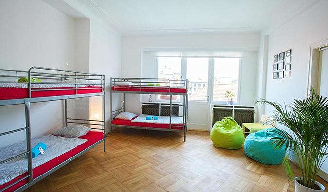 McSleep Hostel in Prague